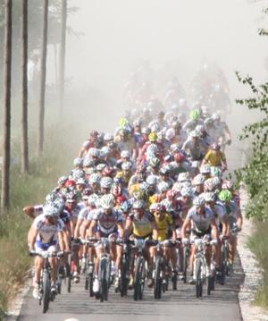 Marathon Bike per Haiti 2011