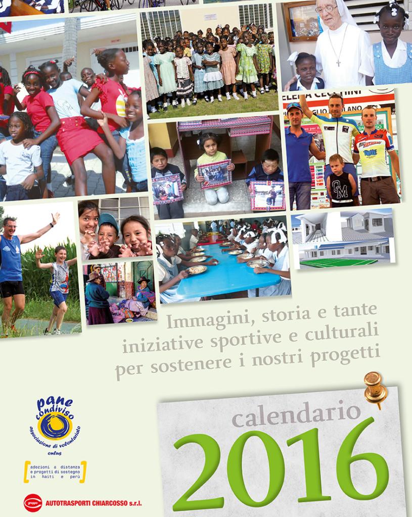 Calendario Help Haiti 2016
