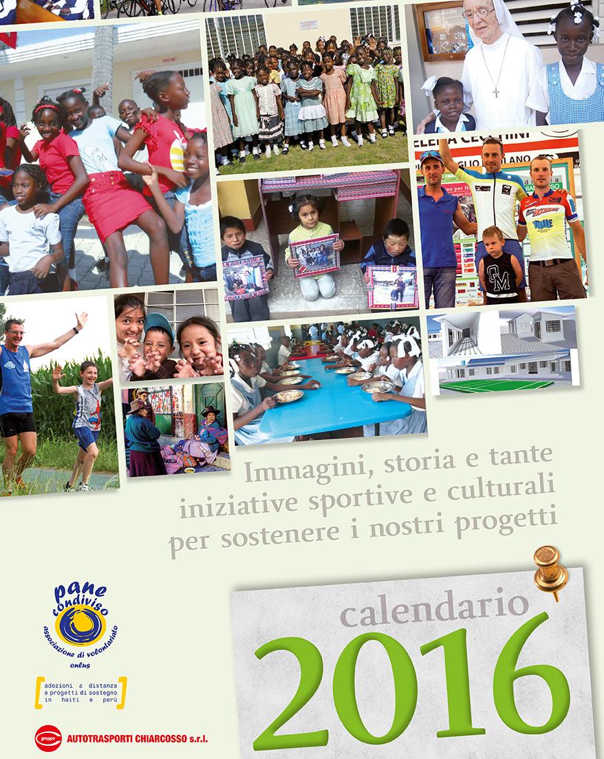 Calendario Haiti 2016