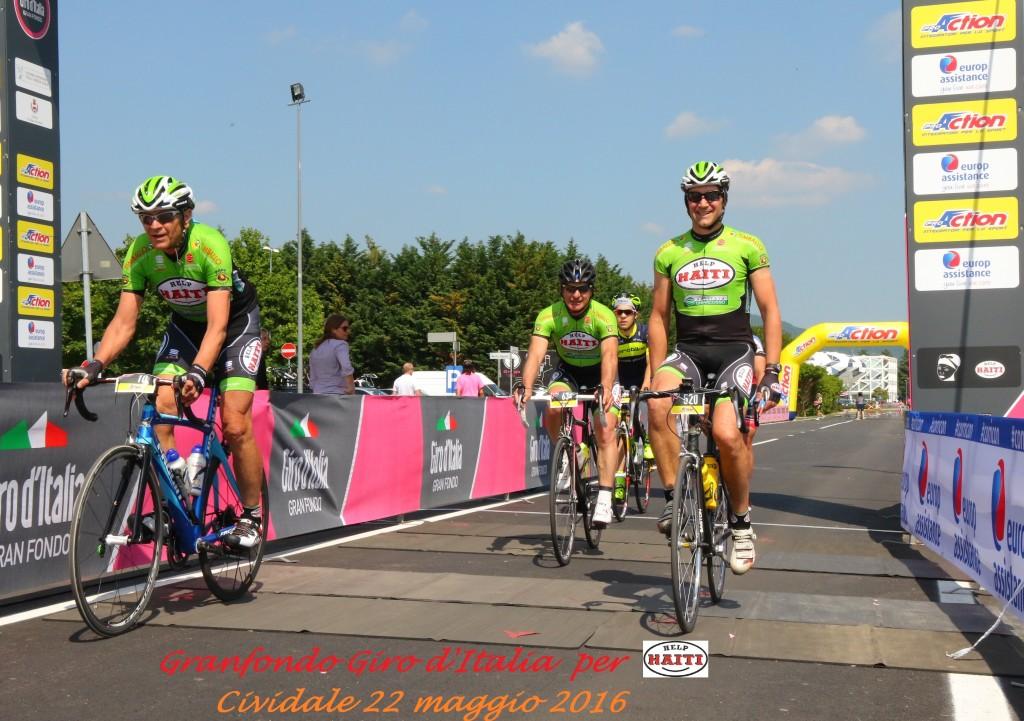 GF Giro d'Italia per Haiti 2016
