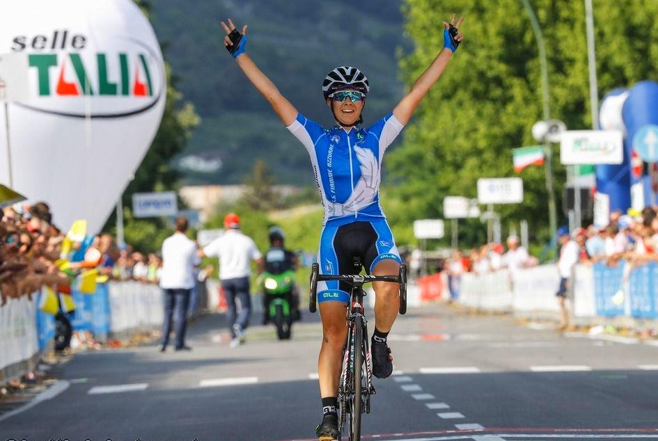 Elena Cecchini Campione d'Italia