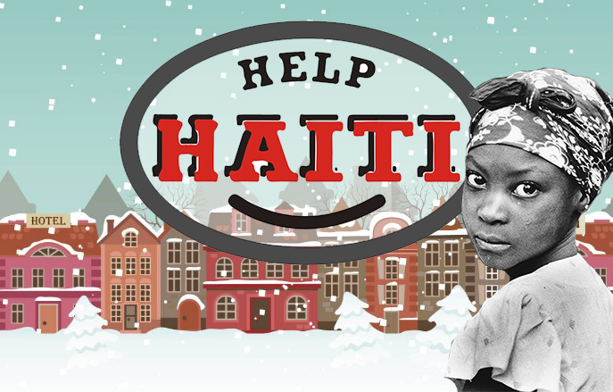 Help Haiti: brindisi di Natale con Elena Cecchini, Elia Viviani e Enzo Cainero