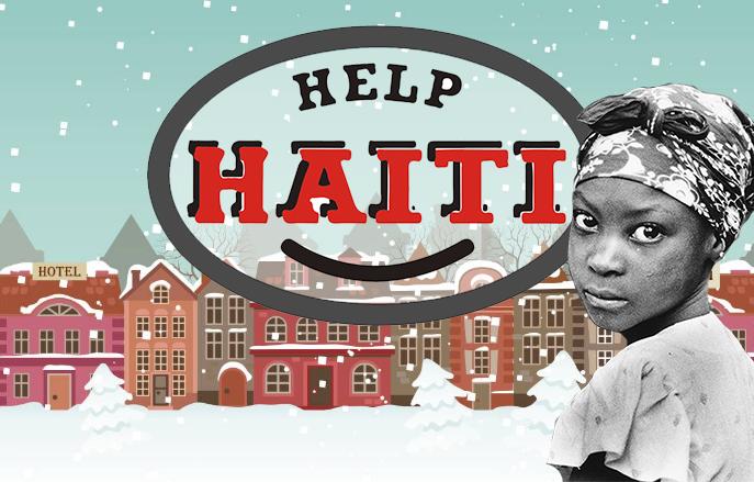 HELP HAITI NATALE