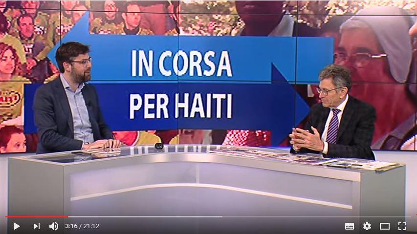 """In corsa per Haiti"" su Udinese Tv"