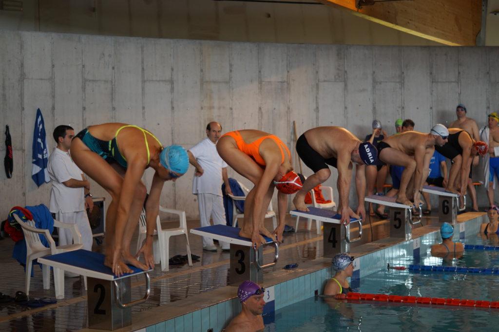 """270 atleti alla 5^ edizione """"Nuoto per Haiti"""" a Tavagnacco"""
