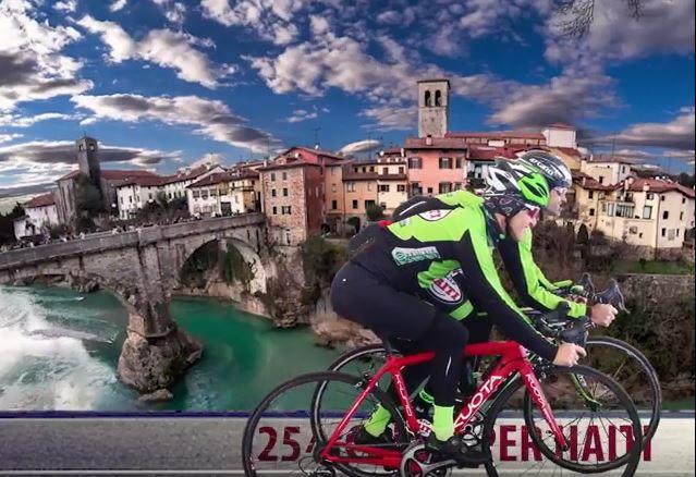 Promo 25^ Corsa per Haiti a Cividale del Friuli