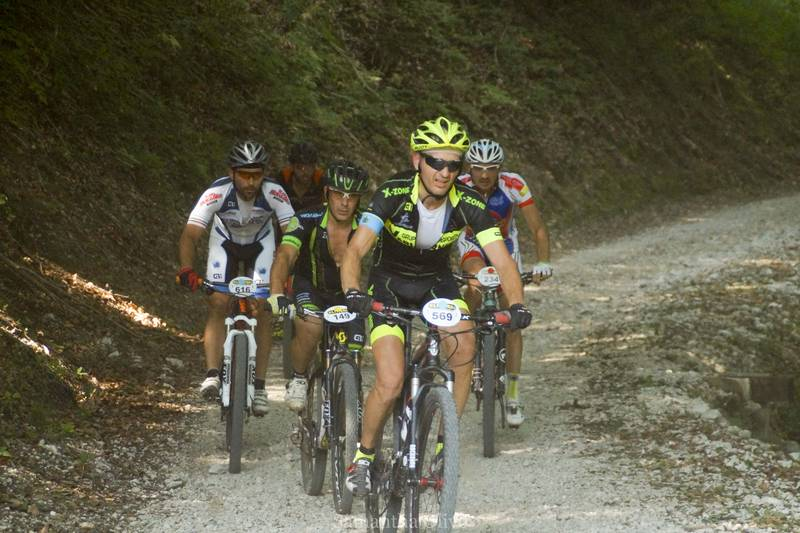 12 ^ Marathon Bike per Haiti di Attimis 2