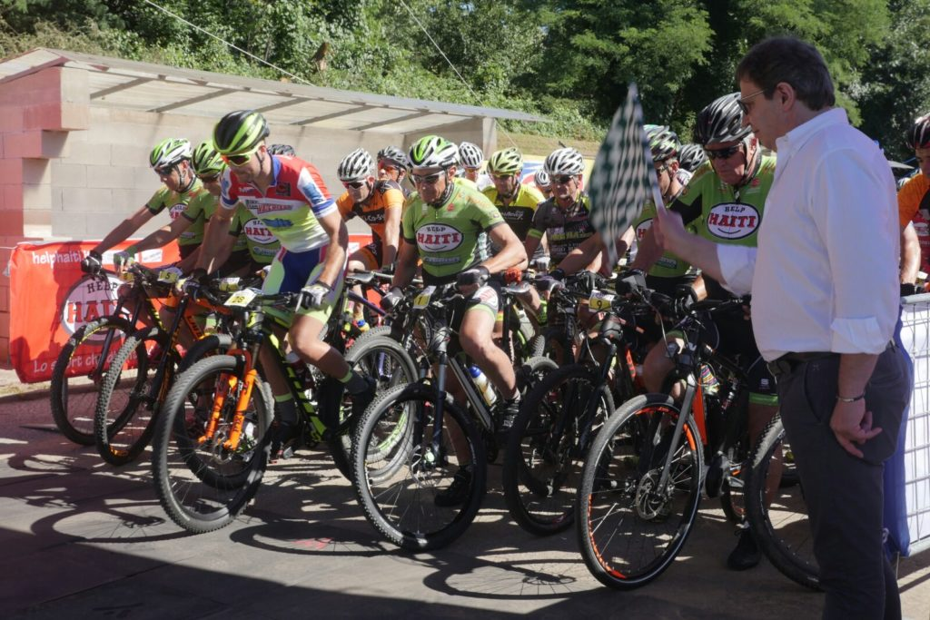 Pura adrenalina per gli oltre 300 iscritti alla Marathon Bike per Haiti di Attimis