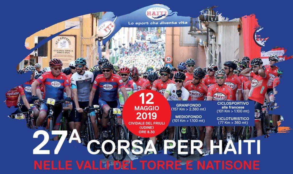 Tanti gli eventi a corredo della 27a Corsa per Haiti 2019